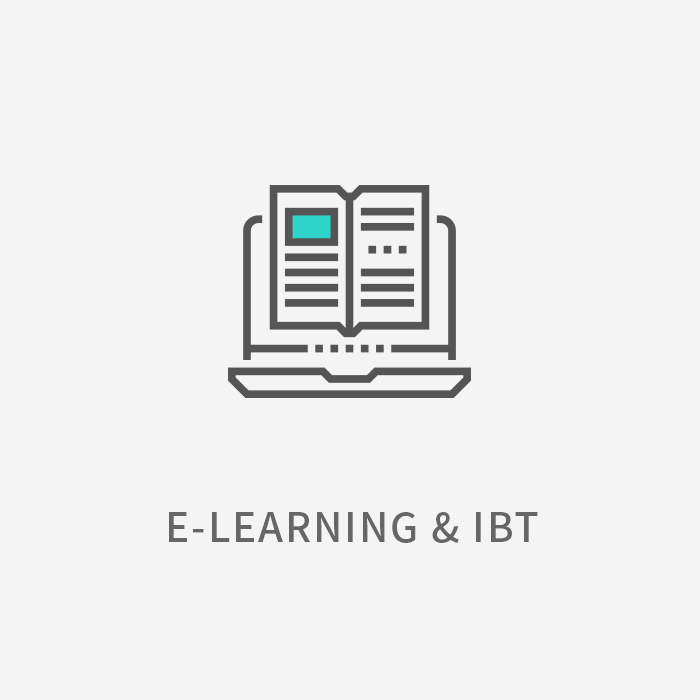 E-learning & IBT